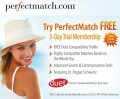 PerfectMatch: 3 Days For Free