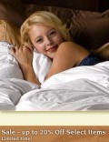 Pacific Coast Feather: 20% Off Select Down Bedding