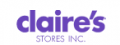 Click to Open Claire's Store