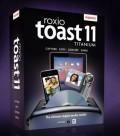 Roxio: $10 OFF On Toast 11 Titanium