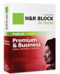 H&R Block: 20% Off On Premium & Business Tax Software