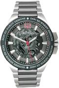 Watchzone: Save $78.02 Ed Hardy Hampton Ceramic Black