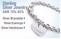 Netaya: 70%-85% Off On Sterling Silver Jewelry