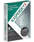 Kaspersky: Spara 300 SEK På Anti-Virus 2011 For Mac
