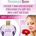 FragranceShop: Up To 90% Off + Free Shipping
