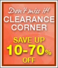 SilverShake: 10% - 70% Clearance Sale