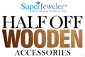 SuperJeweler: 50% Off Stylish Wooden Accessories