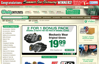 Reilly Auto Parts Coupons on Other O Reilly Auto Parts Coupons   Promo Codes
