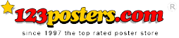 123Posters.com Coupon Codes