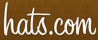 Click to Open Hats.com Store