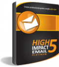 TemplateZone: Try High Impact EMail 5 Platinum Free For 30 Days!