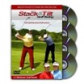 Medicus: 15% Off Stack And Tilt Golf Training Series DVD + Free Shipping
