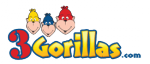 Click to Open 3Gorillas Store
