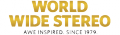 More World Wide Stereo Coupons