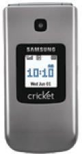 Cricket: $10 Off Samsung Chrono