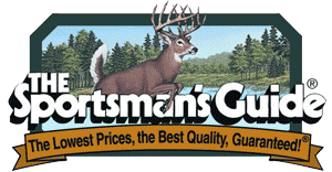 Click to Open The Sportsman's Guide Store