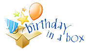 Click to Open Birthday in a Box Store