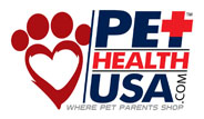 Click to Open Pet Health USA Store