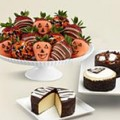 Cherry Moon Farms: $10 Off On Cheesecake Trio & Full Dozen Halloween Berries - Now $54.97