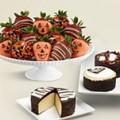 Cherry Moon Farms: $10 Off On Cheesecake Trio & Full Dozen Halloween Berries - Now $54.97