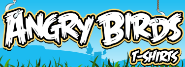 Click to Open Angry Birds T-Shirts Store