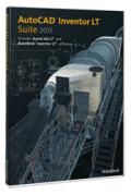 Autodesk: $150 OFF AutoCAD Inventor LT Suite 2013