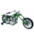TSC Pets: Kalee Custom Chopper 12v Green,was $ $279.99 Now $229.95