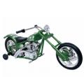 TSC Pets: Kalee Custom Chopper 12v Green,was $ $279.99 Now $229.95