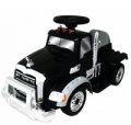 TSC Pets: Mack Truck Ride-On Black,was $99.95 Now $89.95