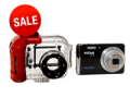 Leisure Pro: Intova IC14 14MP Digital Camera With Waterproof Housing Was $279.00 Now $234.00