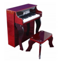 TSC Pets: Schoenhut 25 Key Elite Spinet Upright Piano,was $139.99 Now $89.25