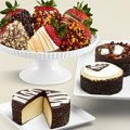 Shari's Berries: 10% Off Cheesecake Trio & Full Half Dozen Autumn Berries