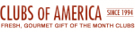 Click to Open Clubs of America Store
