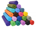 YogaAccessories: YOGA Accessories 1/4'' Extra Thick Deluxe Yoga Mat