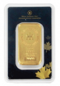 Profit Trove: Buy 1oz Royal Canadian Mint Gold Bar Just $1,727.30
