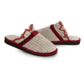 Totes ISOTONER: Acorn RAGG TIME RUFFLE Slippers For Women