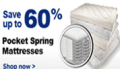 Bedstar: Up To 60% Off Pocket Spring Mattresses