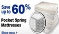 Bedstar: Up To 60% Off Pocket Spring Mattresses