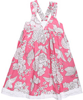 Zappos: $14 Off + Free Shipping On Seafolly Kids Powder Room Party Dress