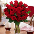 Red Envelope: 43% Off Two Dozen Red Roses