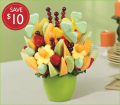 Edible Arrangements: $10 Off On The Shamrock Celebration
