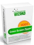 Green Screen Wizard: Green Screen Zipper Only $99.95