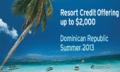 Riu: Hasta $2000 En Resort Credits