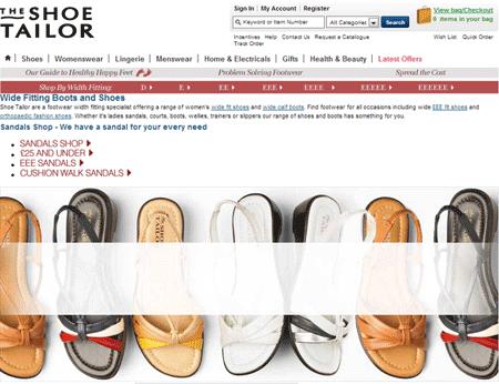 Shoe Tailor