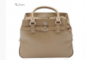 "Careerbags: $50 Off On E-GO Collection-12"" Laptop Leather Career Bag"