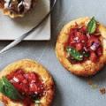 Ozonator: Mini Tomato-Parmesan Tarts Recipe
