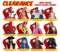 Costume Super Center: Up To 75% Off  Clearance Items
