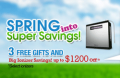 Tyent USA: Spring Into Super Savings At TyentUSA