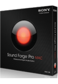 Sonycreativesoftware: Sound Forge Pro Mac 1.0 Ab 215,95€
