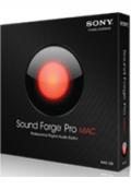 Sonycreativesoftware: Sound Forge Pro Mac 1.0 Ab 215,95€